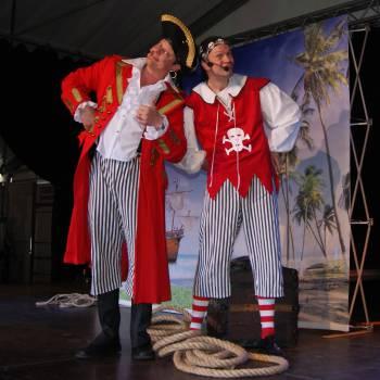 Meeleeftheater - Piraten boeken of huren?
