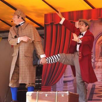 Meeleeftheater - Sherlock is het spoor kwijt boeken of huren?