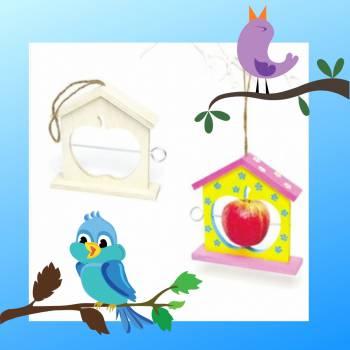 Kids Workshop - Appelhuisjes maken inhuren of boeken?