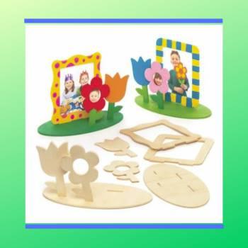 Kids Workshop - Lente Fotolijstjes Maken boeken of inhuren?