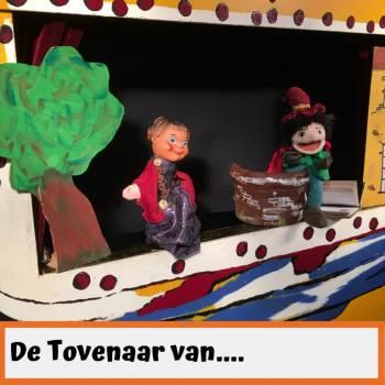 Poppentheater Ronzebons - De Tovenaar Van...boeken of inhuren?