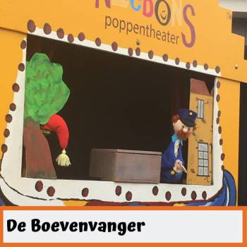 Poppentheater Ronzebons - De Boevenvanger boeken of inhuren?