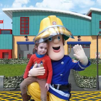 Brandweerman Sam - Event 2 met Meet & Greet boeken of inhuren?