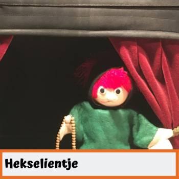Poppentheater Ronzebons - Hekselientje boeken of inhuren?