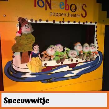 Poppentheater Ronzebons - Sneeuwwitje Boeken of Inhuren?