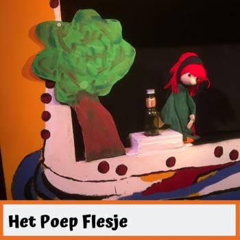 Poppentheater Ronzebons - Het Poep Flesje Boeken of Inhuren?