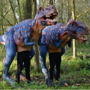 Dinosaurus Duo Boeken of Inhuren?