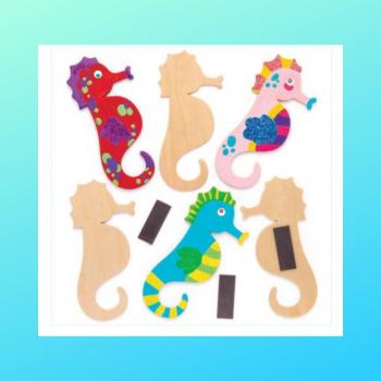 Kids Workshop - Magneten Maken Boeken of Inhuren?