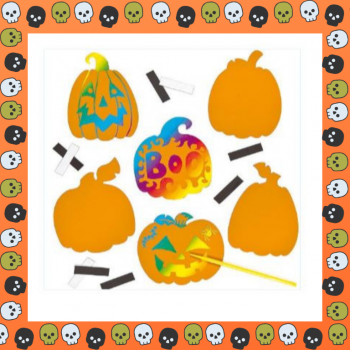 Kids Workshop - Halloween Magneten Maken Boeken of Inhuren?