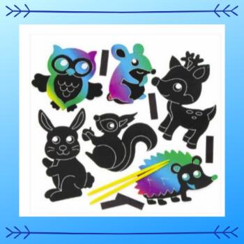 Kids Workshop - Dieren Magneten Maken Inhuren of Boeken?