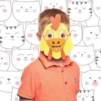 Kids Workshop - Dieren Maskers Maken Boeken of Inhuren?