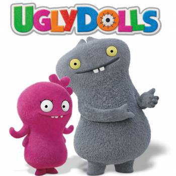 Meet & Greet UglyDolls Boeken of Inhuren