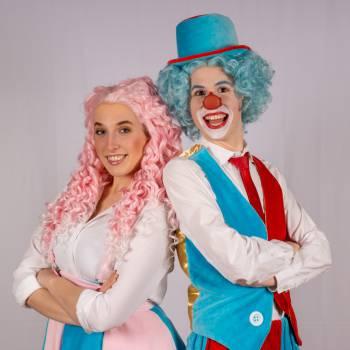 Clown Flop & Juf Sas Boeken of Inhuren?
