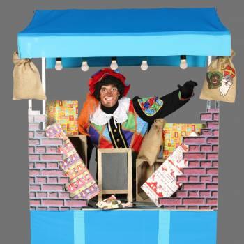 Snoep Piet met de Mobiele Pietenkraam inhuren?