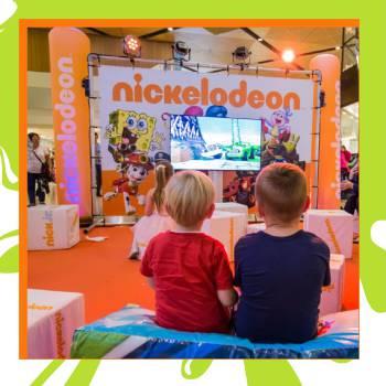 Nickelodeon Bioscoop Boeken of Inhuren?