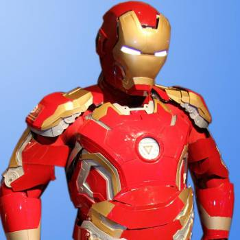 Meet & Greet Ironman Superhero Boeken of Inhuren?