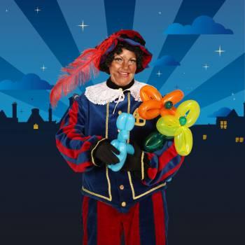 Ballonnen Roetveeg Piet Boeken of Inhuren?