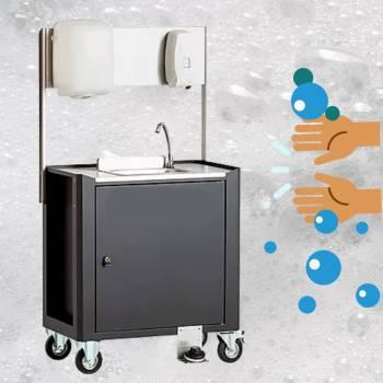 Unit - Handen Wassen Boeken of Inhuren?