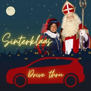 Sinterklaas Drive Thru Boeken of Inhuren?