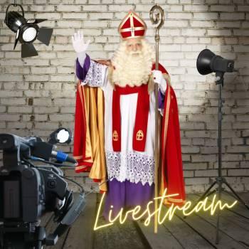 Sinterklaas Livestream Boeken of Inhuren?