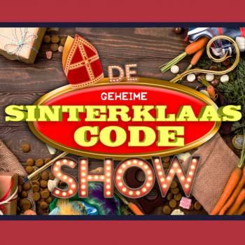 De Geheime Sinterklaas Code Show Boeken of Inhuren?