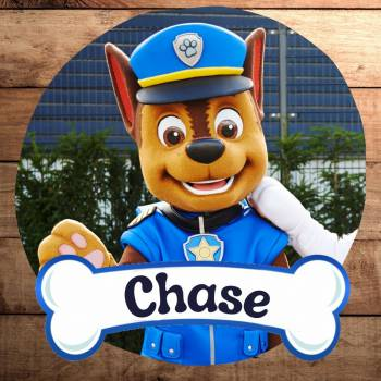 Meet & Greet Chase - Paw Patrol Boeken of Inhuren?