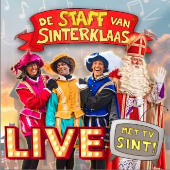 De Staff Van Sinterklaas + TV Sinterklaas Boeken of Inhuren?