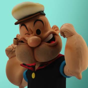 Meet & Greet Popeye inhuren of boeken