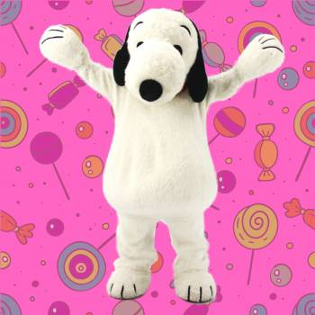 Meet & Greet Snoopy Boeken of Inhuren?