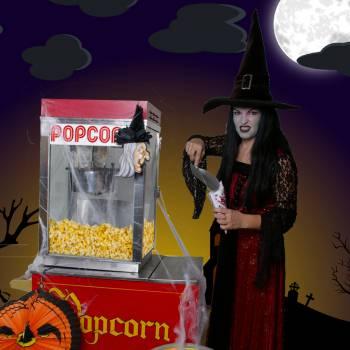 Magische Popcorn boeken of huren?
