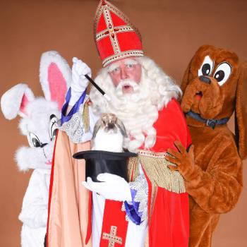 Feesten met Sinterklaas boeken voor een optreden