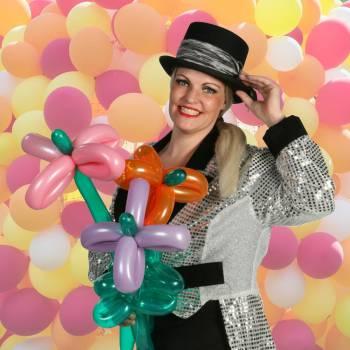 Workshop Ballonfiguren maken Inhuren of Boeken?