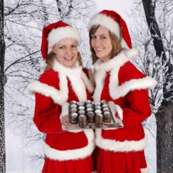 Zoen van de Kerstvrouwtjes inhuren of boeken