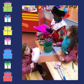 Kids Workshop - Combi Knutselwerkjes Sinterklaas maken huren of boeken?