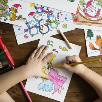 Kids Workshop - Kerstmobile maken huren of boeken?