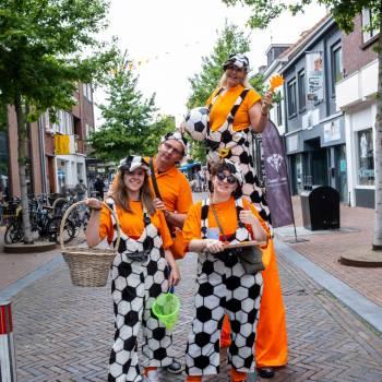 Het Te Gekke Oranje Team Boeken of Inhuren?
