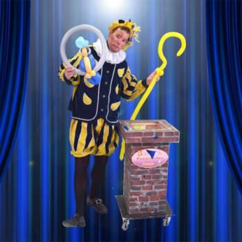 Pi Pa Pepernotenparade - Sinterklaasshow boeken of inhuren
