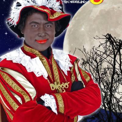 Diego de Coolste Piet van Nederland inhuren of boeken? | Sint en Kerst