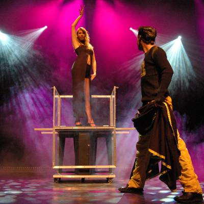 Illusion 4 Kids Kindershow inhuren of boeken? | JB Productions