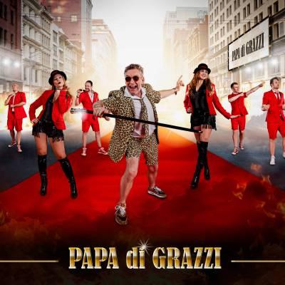 Papa Di Grazzi boeken of inhuren? | JB Productions