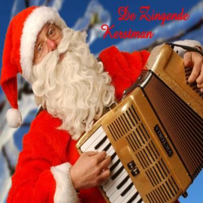 Zingende Kerstman boeken of inhuren? | Sint en Kerst