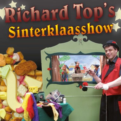 Richard Top's Sinterklaasshow inhuren of boeken? | JB Productions