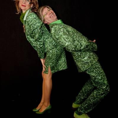 Grasheer en Grasvrouw inhuren of boeken? | JB Productions