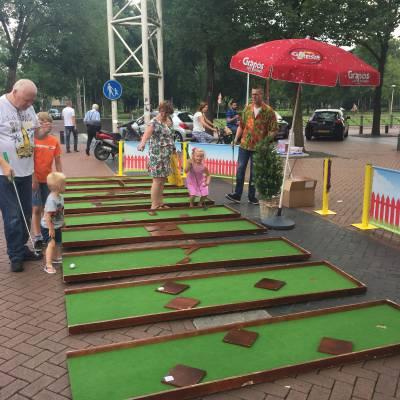 Oud-Hollandse Klompjesgolfbanen