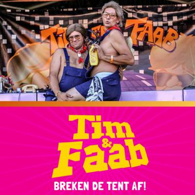 Tim & Faab inhuren of boeken | JB Productions