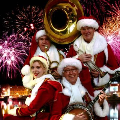 De Swinging Jazzband - Kerst boeken of huren | Sint en Kerst