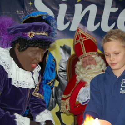Hoofdpiet van Sinterklaas - Sinterklaasshow inhuren of boeken | SintenKerst