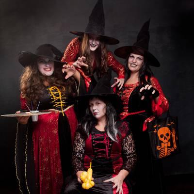 Het Te Gekke Heksen Team huren of boeken? | JB Productions