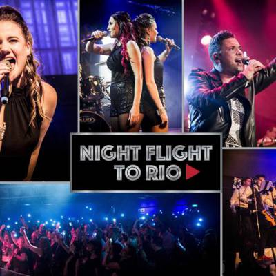 Night Flight to Rio inhuren of boeken | JB Productions