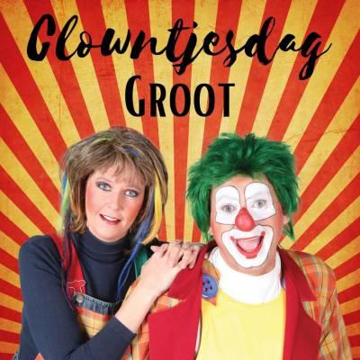Clowntjesdag - Groot inhuren of boeken? | JB Productions